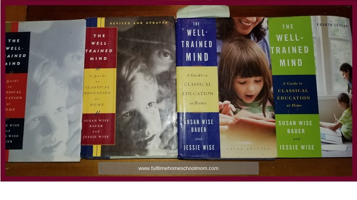 Well Trained Mind Books