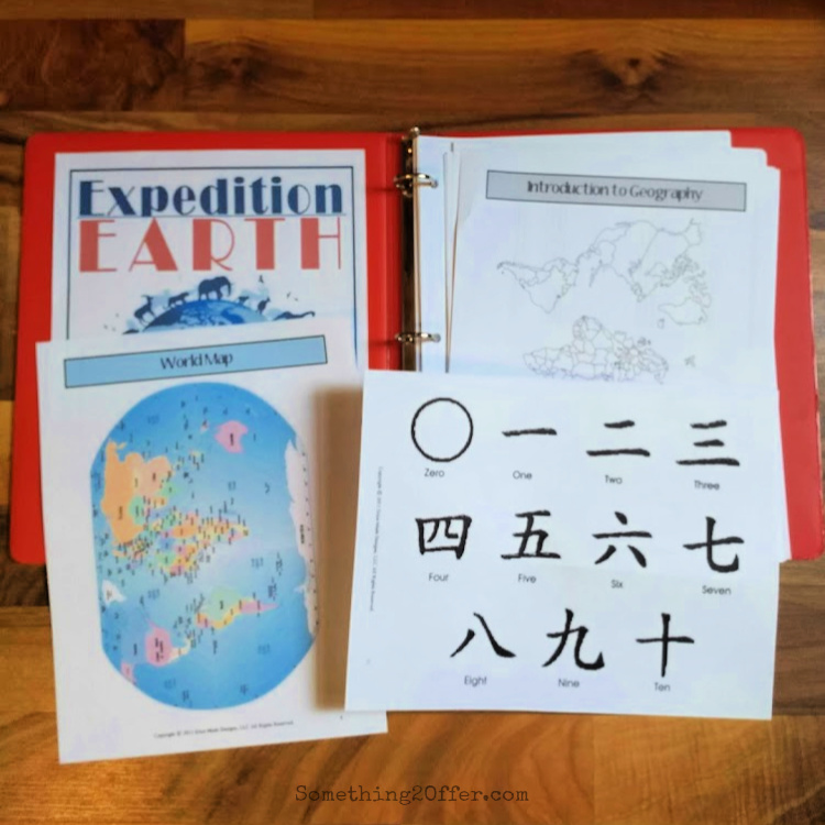 Expedition Earth Geography