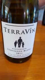 TerraVin Sauvignon Blanc 2011