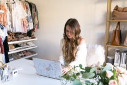Daryl-Ann Denner shares fashion blogging tips two year blog anniversary