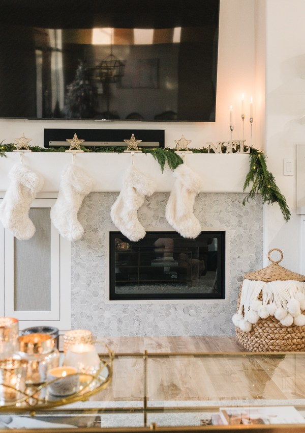 Christmas Decor Reveal
