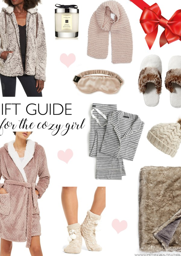 Holiday Gift Guide #5: For the Cozy Girl