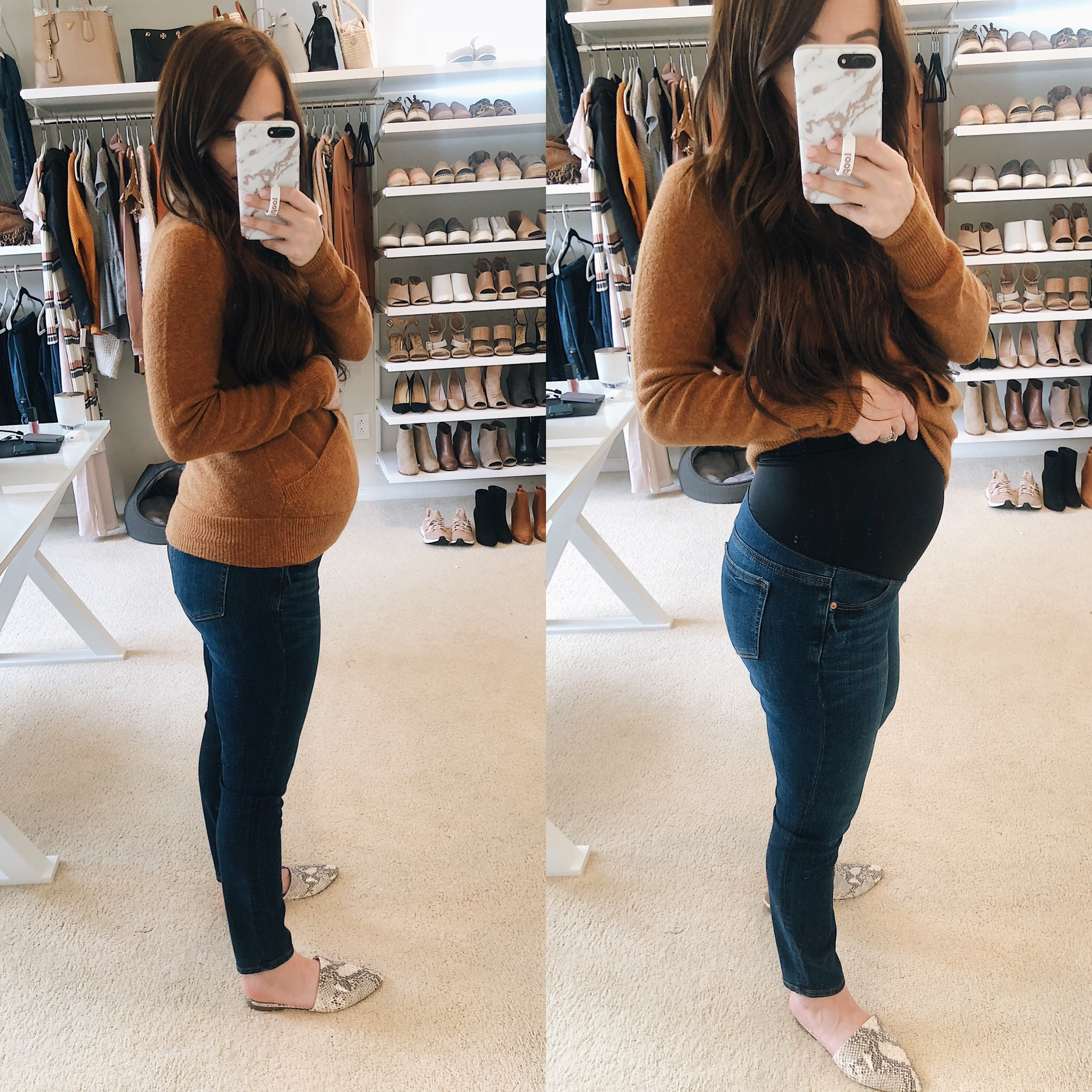 3e71f107d72da And since, I've found quite a few pairs I love and wear daily! After tons  of requests to share my maternity jeans review, I am finally sharing my  favorites ...