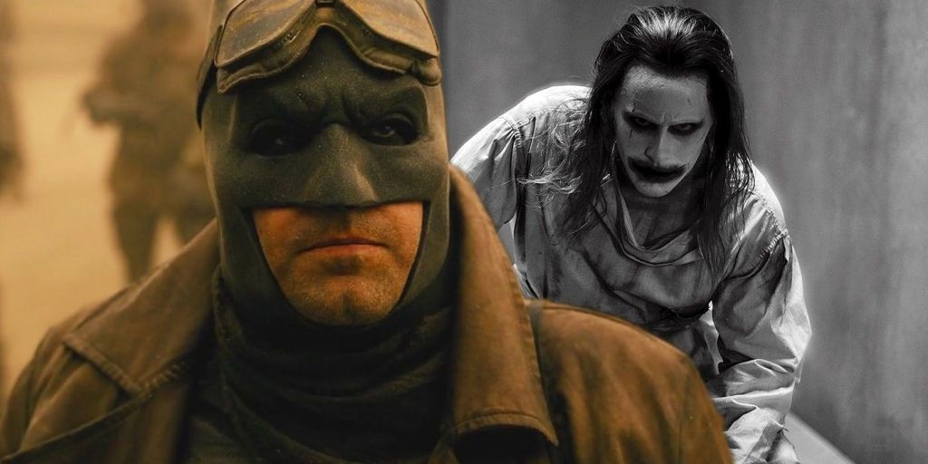 The Bat and the Clown.