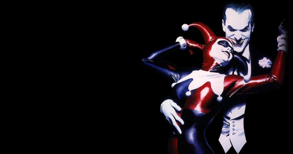 Joker & Harley Quinn for a DC vs Marvel NetherRealm game.