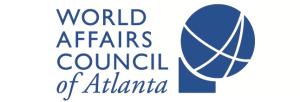 J.R> Atkins and the Atlanta World Affairs Coouncil