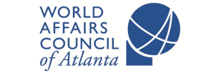 J.R> Atkins and the Atlanta World Affairs Coouncil