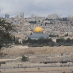 Dallas social media speaker J.R. Atkins taveled to Jerusalem