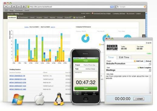 Dallas social media speaker J.R. Atkins review Paymo Mobile App