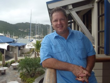 J.R. Atkins, Marketing Instructor & Charter Captain