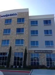 J.R. Atkins reviews Hotel Indigo Waco