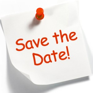J.R. Atkins says send out save the date notices