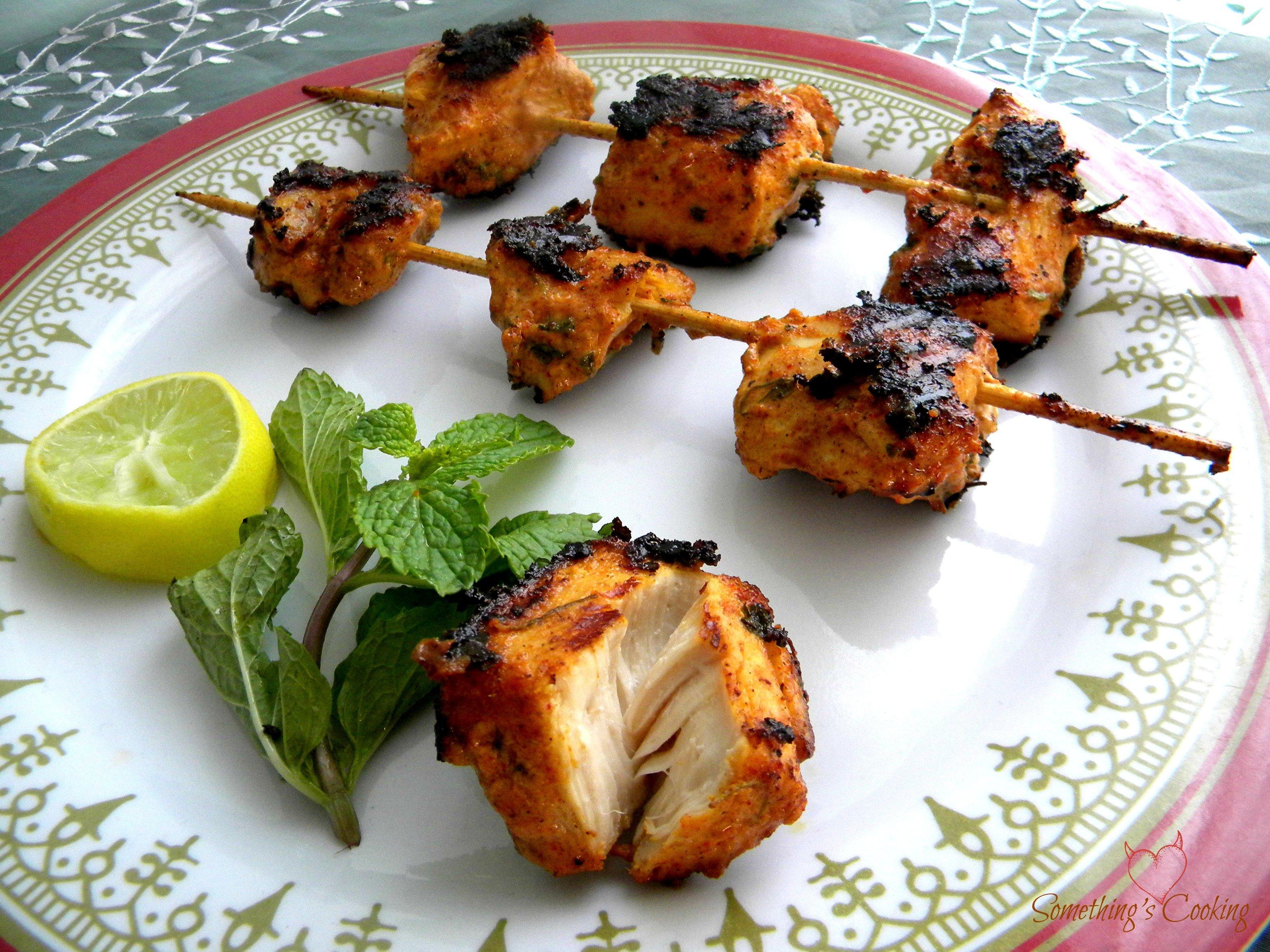 Afghani Chicken Kebabs2