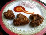 Kerala Chicken Cutlet - Chicken Croquettes