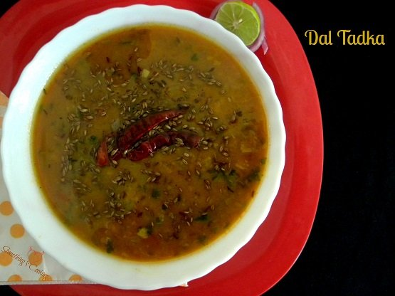 Dal Tadka - Recipe- Restaurant Style