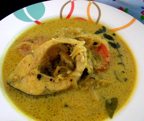 Fish Molee – Recipe for Kerala Style Fish Stew