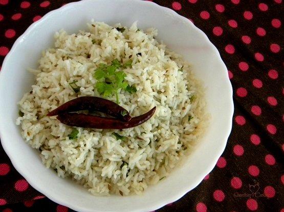 Jeera Rice - Recipe