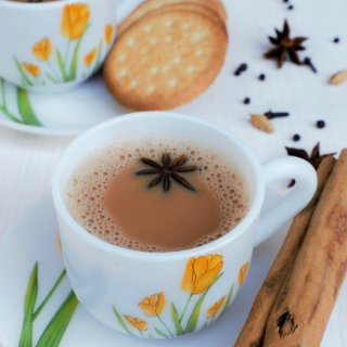 How to make Indian Masala Chai at home - Masala Chai Recipe
