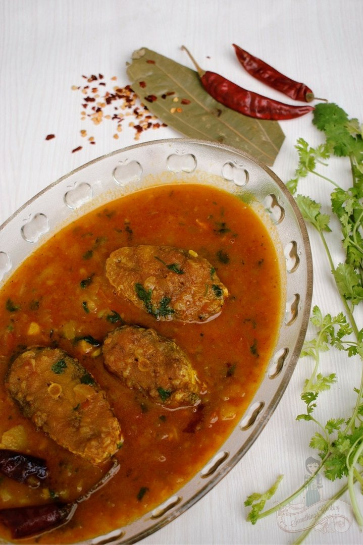 Fish Curry Assamese style Recipe Images Pinterest