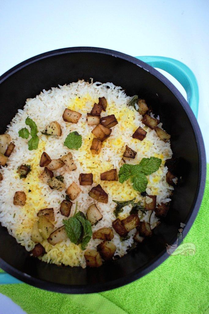 Lamb Kebab Biriyani Recipe - Lamb Kebab Recipe Indian
