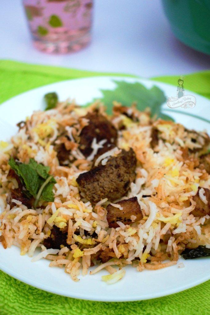 Lamb Kebabs Indian - Lamb Kebab Marinade - Lamb Kebab and Rice