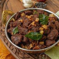 Beef Ularthiyathu | Beef Roast