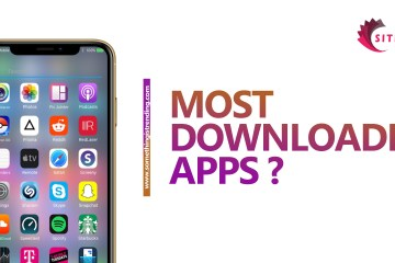 most downloaded app mockup