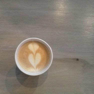 Caleb's Latte