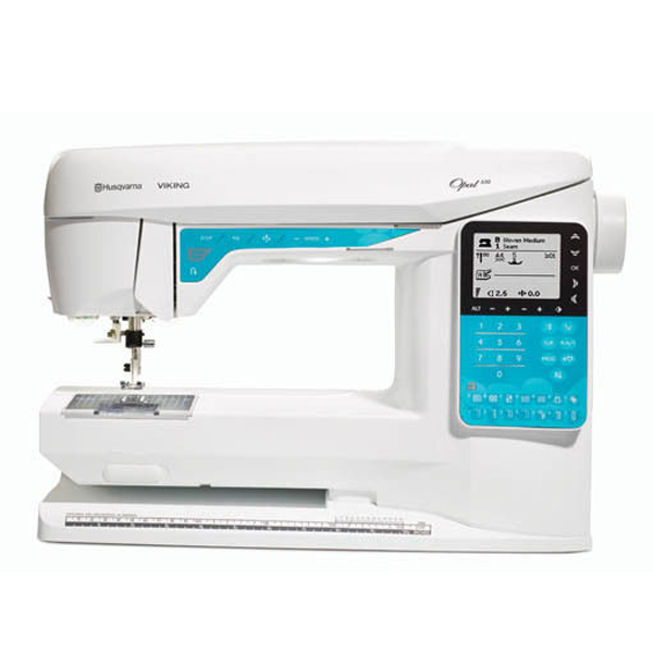 Husqvarna Viking Opal 650 Sewing Machine Brand NEW with 5 year Warranty