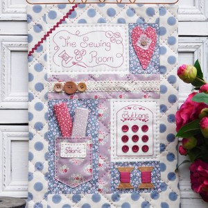 Sally Giblin Rivendale Collection THE SEWING ROOM Sewing Quilting Pattern New