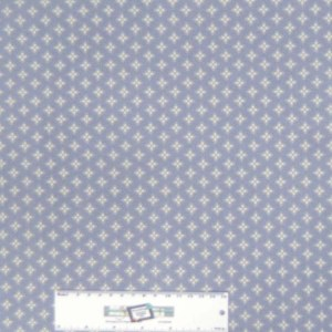 Quilting Patchwork Sewing Cotton Fabric PEMBERLEY BLUE 50 x 55cm FQ NEW