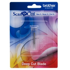 Brother ScanNCut Scan and Cut New Deep Cut Blade 1 only Genuine