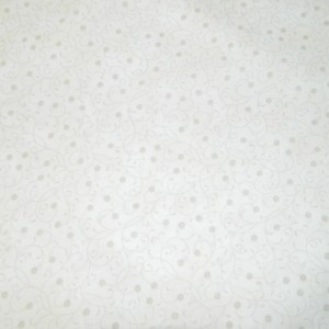 Quilting Patchwork Sewing Fabric WHITE Wide BACKING 280x50cm New King, Queen