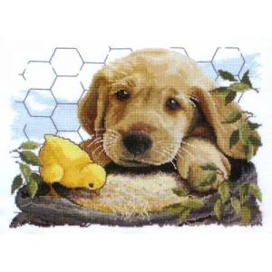 Country Threads Cross Stitch Counted X Stitch Pattern Graph FEED BAG BUDDIES New