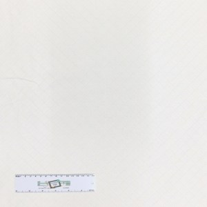 Patchwork Quilting Sewing Fabric White on White Dots in Grids 50x55cm FQ New