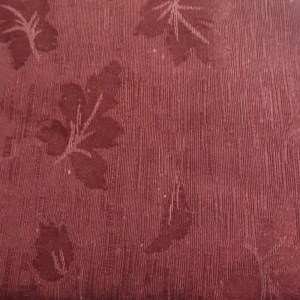 Country Style New Table Cloth MAPLE LEAF MAROON Tablecloth RECT 150x260cm New