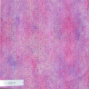 Quilting Patchwork Sewing Fabric GARDEN OF DREAMS PEARLS PINK 50x55cm FQ New