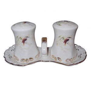 French Country Chic Kitchen Salt and Pepper Set KOOKABURRA New