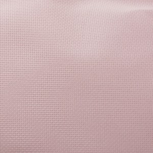 Cross Stitch Aida Cloth 14ct PINK Size 30x50cm New Fabric