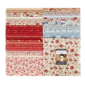 Quilting LAYER CAKE Patchwork MODA LE BEAU PAPILLON 10 Inch Fabrics