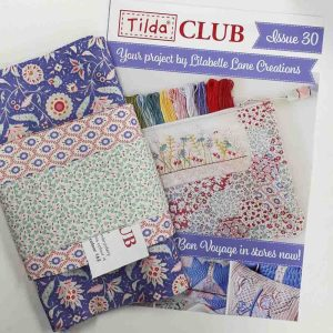Tilda Club 05/20 Issue 30 Quilting Sewing Fabric Issue Craft Pattern Kit
