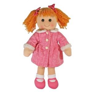 Hopscotch Lovely Soft Rag Doll BILLIE Girl Dressed Doll Large 35cm