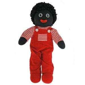 Hopscotch Lovely Soft Rag Doll GEORGE Boy Dressed Doll Large 35cm