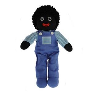 Hopscotch Lovely Soft Rag Doll GILBERT Boy Dressed Doll Large 35cm