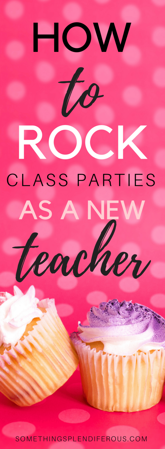 How to Rock Your Classroom Parties Free Classroom Party Printable template www.somethingsplendiferous.com How to Rock Class Parties as a New Teacher