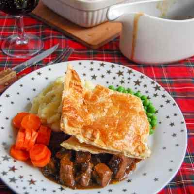 Scottish Steak Pie