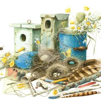 Art Licensing & Artistic Inspiration: Marjolein Bastin