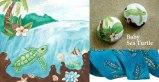 Cherish's Baby Sea Turtle - Art Licensing
