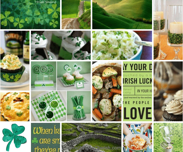 The Love of the Irish as seen on my Pinterest Board: St. Patrick's Day to Cherish