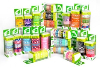 HiArt Washi Tape Packaging Design